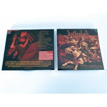 "DEFLESHED - ""Royal Straight Flesh""  CD"
