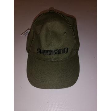 Shimano- czapka z daszkiem