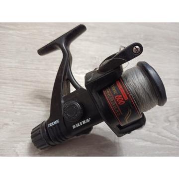 Kołowrotek Shina Deluxe 800 ryby wędkarstwo okazja