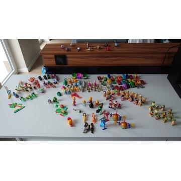 Kinder niespodzianka kolekcja ok.140 szt 1992-1995