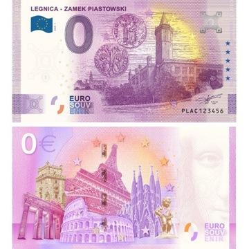 0 euro Legnica- Zamek Piastowski