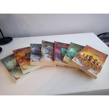 """7 tomowa seria """"Opowieści z Narnii"""" C.S. Lewisa..."""