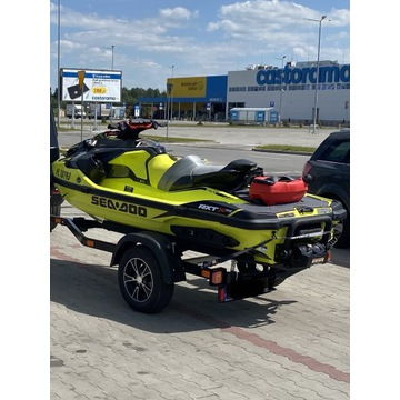 Sea Doo RXT 300 RS Full + przyczepa