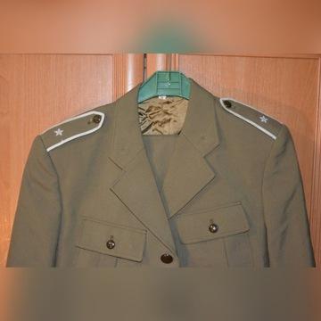 Mundur wyjściowy+spodnie chorąży rozm. 92/170/88