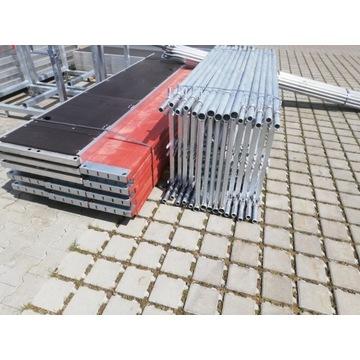Rusztowanie elewacyjne 15 x 6,5 m