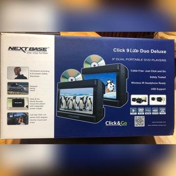 Zestaw DVD NextBase Click 9 lite Duo Delux
