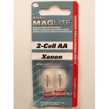 Żarówka Mini Maglite AA/AAA