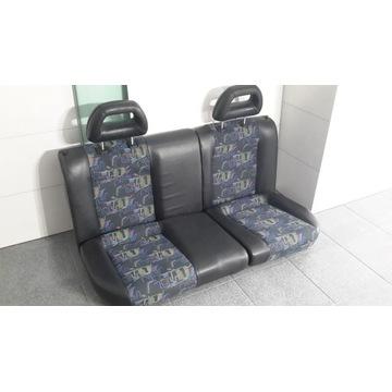 Fotele + kanapa Seat Ibiza Cupra 6k 2.0 GTI 16V