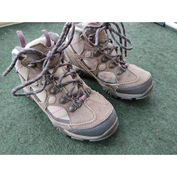 Buty trekkingowe górskie Hi-Tec r.32 waterproof