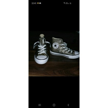 Converse all star 28,5 nowe