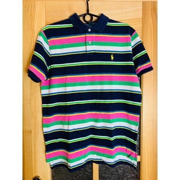 Męska Koszulka Polo - Ralph Lauren (L)