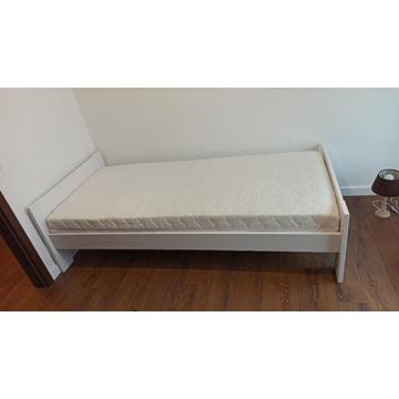 Łóżko 90/200 z materacem H3/H4 stolik nocny gratis
