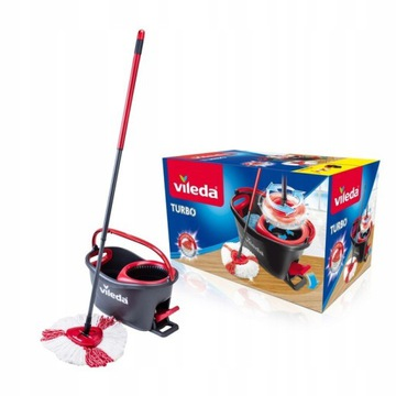 MOP VILEDA OBROTOWY Easy Wring and Clean TURBO