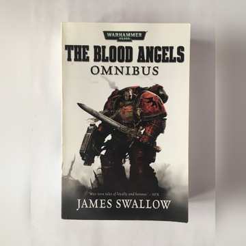 The Blood Angels Omnibus James Swallow Warhammer
