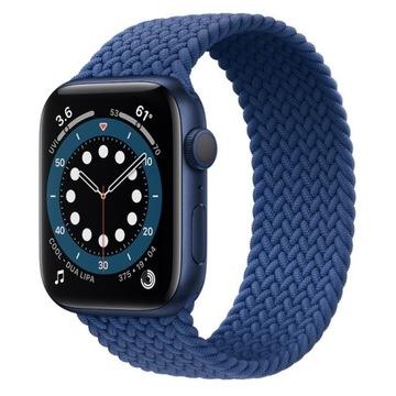 Apple Watch 6 Niebieski Opaska Solo rozm: 7 !NOWY!