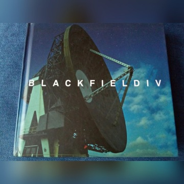 Blackfield IV - CD + DVD-AUDIO