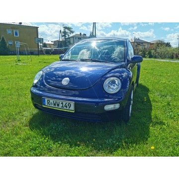 Vw New Beetle 1,6 2001r
