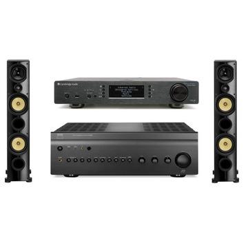 PSB X2T NAD 375 BEE Cambridge Audio Stream Magic 6