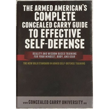 The Armed American's Complete Concealed Carry Gui