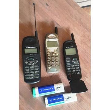 Motorola z antenką Mg1 M3688 M3888 stara komórka