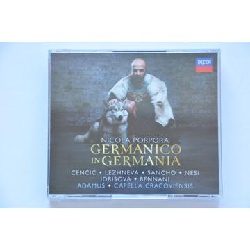 "Porpora ""Germanico in Germania"""