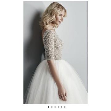 Suknia Ślubna Nowa Sottero-Midgey
