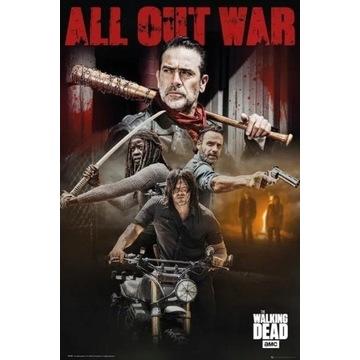 Plakat The Walking Dead - Season 8 Collage