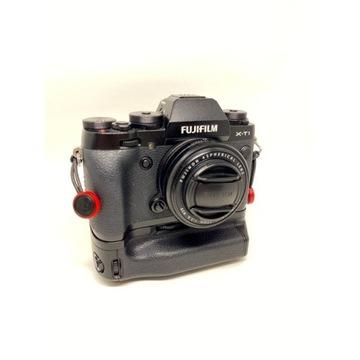 FujiFilm X-T1, 2x GRIP, Bateria, możliwa Zamiana