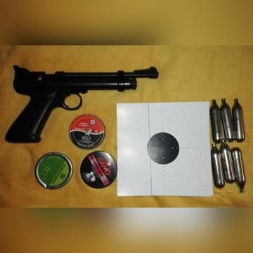 Wiatrówka Pistolet Crosman 2240 CO2 5,5mm