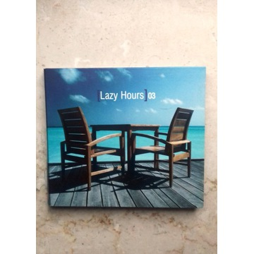 Lazy Hours 03 CD