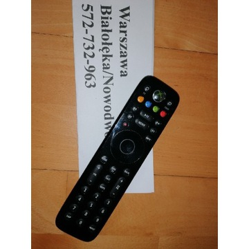 Pilot Microsoft do Xbox360 media remote