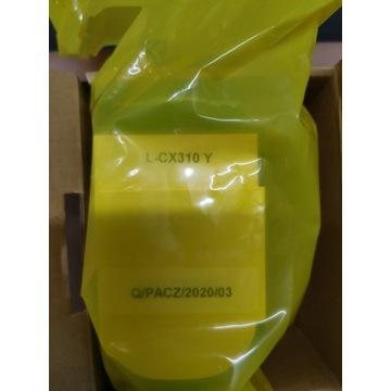 Tonery zamienne Lexmark L-CX310 Y (Yellow)