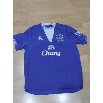 Everton  Le Coq koszulka Fellaini #25 2009/10