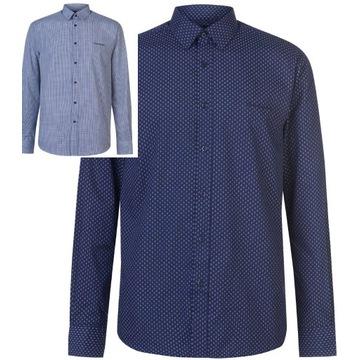 5 Koszul + Bluza xxl PierreCardin Lonsdale tommy a