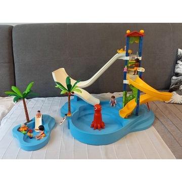 Playmobil AQUAPARK 6669 + gratis mały basen 6673