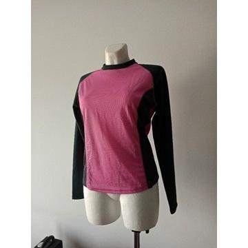 Trekmates nowa koszulka sportowa trekking różowa L