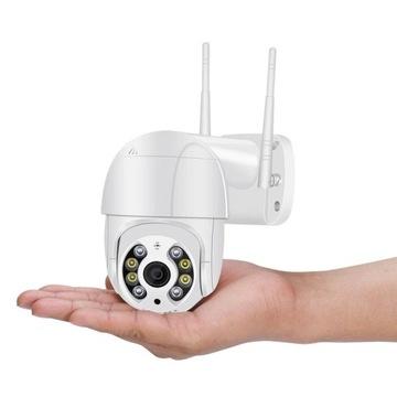 Kamera zewnętrzna, obrotowa, 3Mpx, śledzenie ruchu