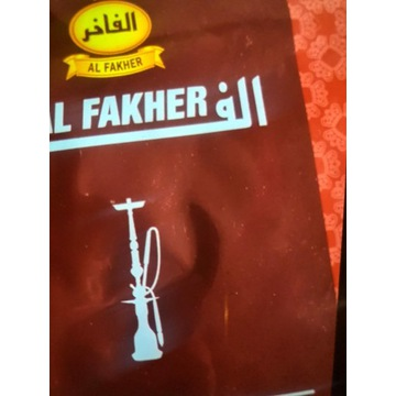 Al fakher melasa fajka wodna double apple jabłko