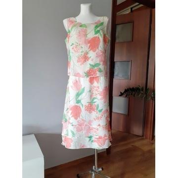 Jedwabna garsonka firmy Team:Couture, roz. 42