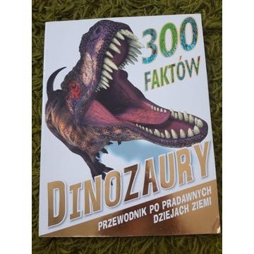 Dinozaury 300 faktów