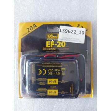 SinusLive EF-20 - Filtr przeciwzakłóceniowy