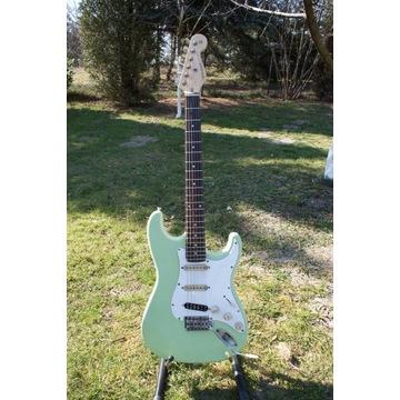 Lutniczy Stratocaster Relic Seymour Duncan