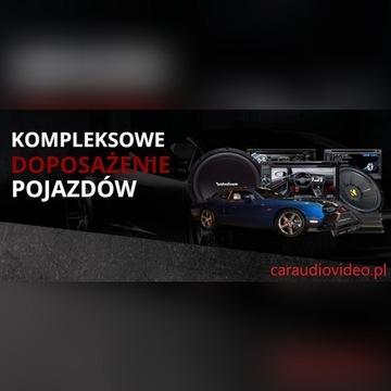 Warszawa doposażenie pojazdu audio video wyciszeni