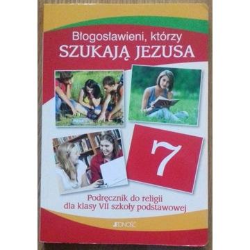 Błogosławieni, którzy szukają Jezusa 7 - religia