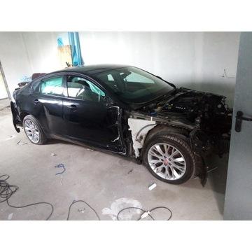 Jaguar xf luxury 2013