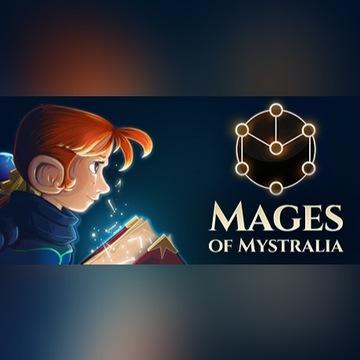 Mages of Mystralia PL klucz Steam
