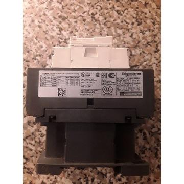 Styczniki mocy 25A 3P LC1D25P7 Schnider