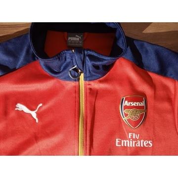 Bluza rozpinana roz.L Arsenal Londyn Oryginał Puma