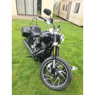 Motocykl Harley-Davidson, rocznik 2020
