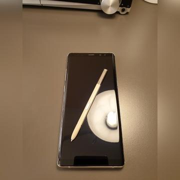 Samsung Galaxy NOTE 8 + oryginalne etui samsung